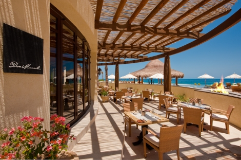 Don Manuel's Outdoor Seating
