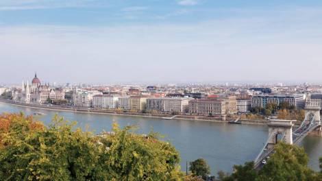 Four Seasons, Budapest Hungary