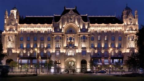 Four Seasons, Budapest Hungary3