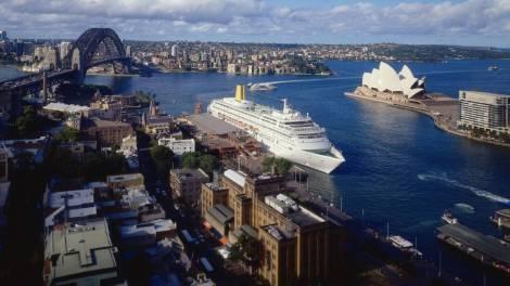 Four Seasons Sydney, Australia6