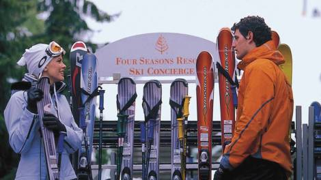 Four Seasons Whistler, Canada35