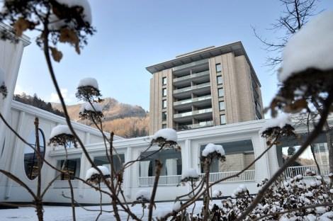 Grand Resort Bad Ragaz, Switzerland1