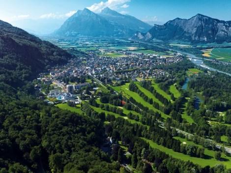 Grand Resort Bad Ragaz, Switzerland3