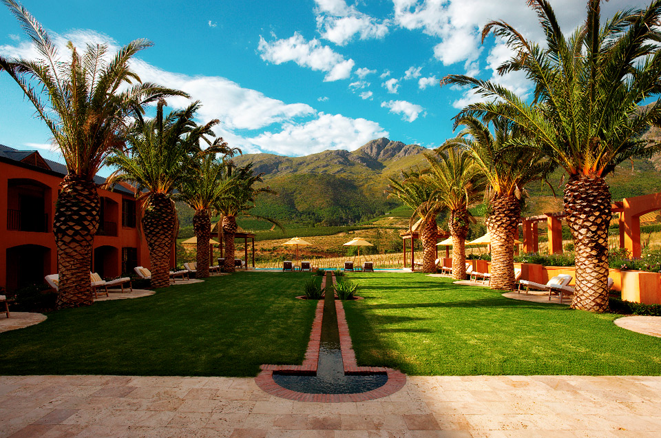 Franschhoek South Africa  city photos : LA RESIDENCE FRANSCHHOEK, SOUTH AFRICA | luxandtravel