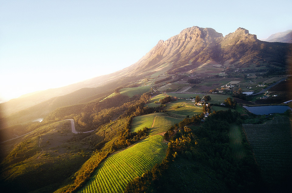 Luxury Hotels In Franschhoek South Africa