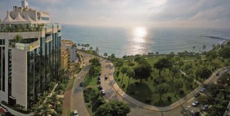 Miraflores Park Hotel, Lima Peru