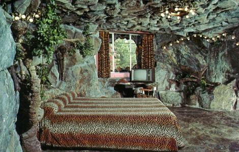 Room 137 at the Madonna Inn – San Luis Obispo, California