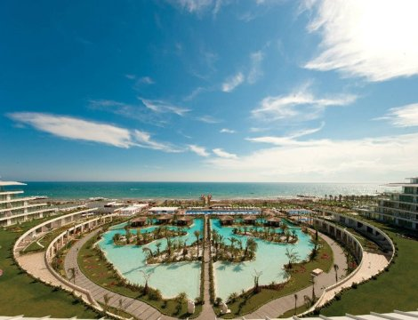 Maxx Royal Belek, Turkey1